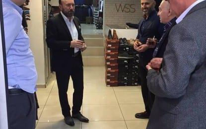 Başkan Doğan İzmit WESSİ Mağazasını Ziyaret etti