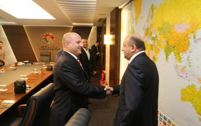 Cemiyet Başkanı Gürol'dan Bakan Işık'a 16 Ocak Daveti