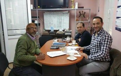 BAŞSİAD'ın Tiflis'e ilk ihracatı Gerçekleşti