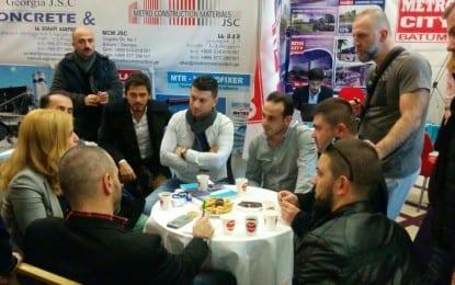 BAŞŞSİAD Batum'a Çıkarma Yaptı