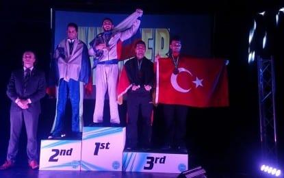 Milli Takım sporcumuz Emrah ALİOĞLU Dünya 3.sü