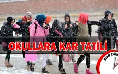 Kocaelide Okullar Yarın Tatil