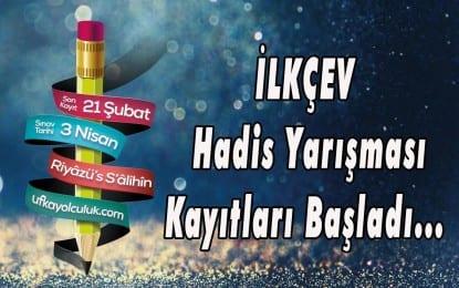 İLKÇEV,Ufka Yolculuk Kültür Yarışmalarına Destek Veriyor!!!