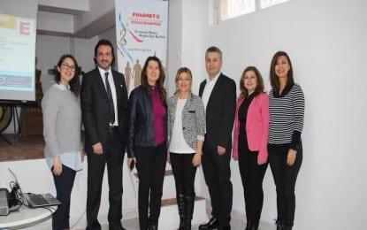 Pharmetic Doğru İlaç Kullanım Projesi KONYA-ILGIN ve ANKARA'da Başladı