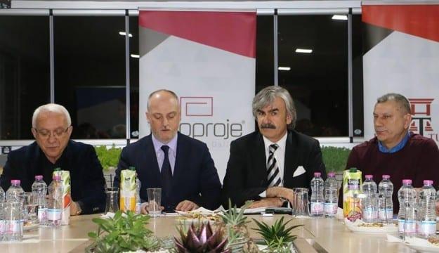Federasyon ve Dernek yöneticileri Kocaeli'ye çıkarma yaptı