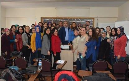 Türk Metal Sendikası Türkiye genelinde 15 bin kadın işçiye eğitim vereceğini açıkladı