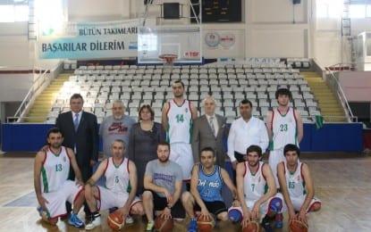 Abhazya Milli Basketbol Takımı Kocaeli'de
