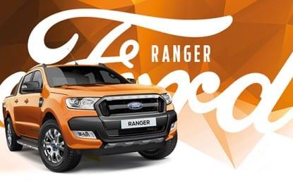 Yeni Ford Ranger Mayıs ayında Türkiye'ye geliyor!