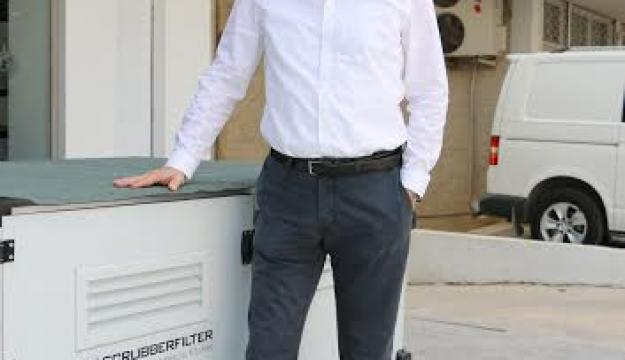 """EKO-TEK Mühendislik, Türkiye'nin yeni markası """"SCR SCRUBBERFILTER"""", ilk yurt dışı bayiliği Katar'da açıyor"""