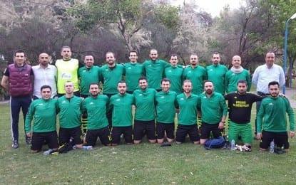 Turkuaz Futbol Turnuvası çekişmeli geçiyor