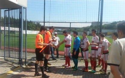 U -19  2. Kümede final maçı