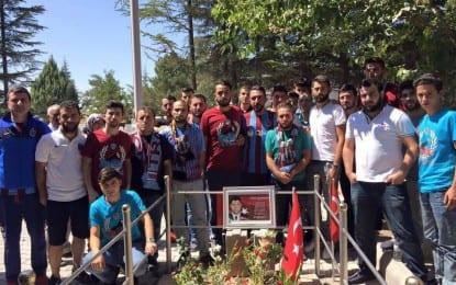 Trabzon Taraftarı'ndan Anlamlı Ziyaret