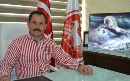 Demokrat Parti Antalya İl Başkanı Hasan Ali Kartal,30 Ağustos Zafer Bayramı'nın 94, yılı nedeniyle açıklama yaptı