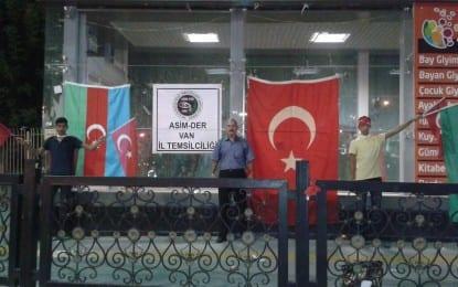 ULUSLARARASI ASILSIZ ERMENİ İDDİALARIYLA MÜCADELE DERNEĞİ'NE PKK SALDIRISI
