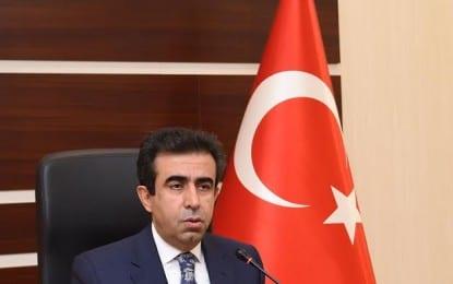 Güzeloğlu'ndan Cumhuriyet Bayram Mesajı