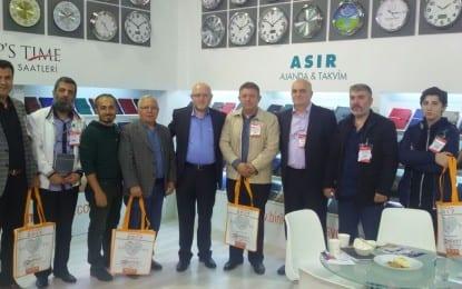 Kocaeli Matbaacılar Derneği (KOMATDER) PROMOTÜRK 2016 (Promosyon) Fuarına katıldı