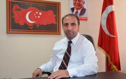 Saadet Partisi Gebze İlçe Başkanı Necati Korkmaz; Gebze'nin Tek Sorunu KARAOSMANOĞLU