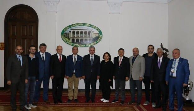 Abhazya'da 15 Temmuz anlatıldı