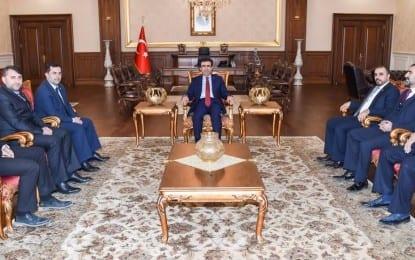 BBP Kocaeli Vali Güzeloğlu'nu Makamında ziyaret etti
