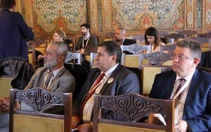 Başkan Mehmet Akif Şen Sempozyum da  İlimizi Temsil etti