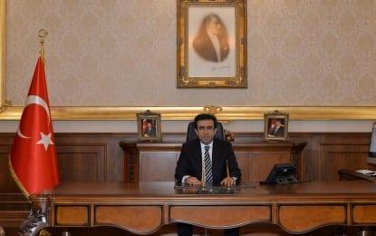 Kocaeli Valisi Hasan Basri Güzeloğlu'nun Regaip Kandili Mesajı