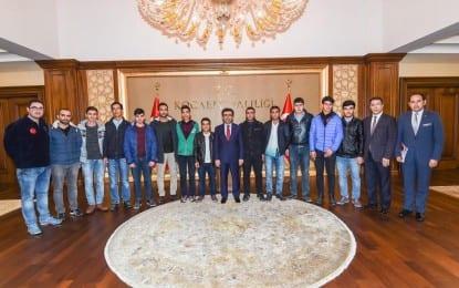 Kalkınan Türkiye'nin Lider Gençleri Projesi Kocaeli de; Bu Proje ile Ülke'ye çok şey katacak