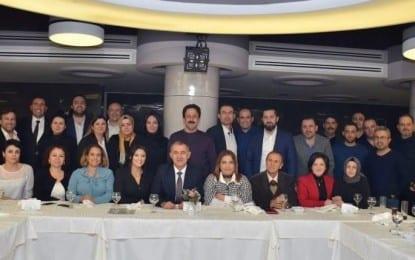Mehmet Akif Ersoy Lisesinin 1995 yılı mezunları toplandı