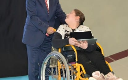Vali Güzeloğlu'ndan Dünya Engelliler Günü Mesajı