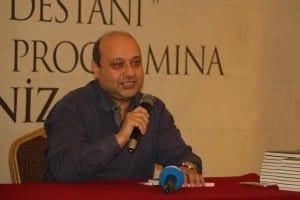 """Gazeteci Osman Altınışık """"246 Bir Kurtuluş Destanı"""" Adlı Kitabını İzmit'te tanıttı"""