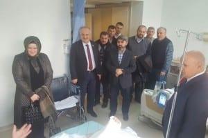Milletvekili  Zeki Aygün'den Derince Araştırmaya ziyaret