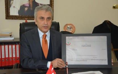 Türk Sağlık Sen Kocaeli Şube Başkanı ÇEKER; 112 ÇALIŞANLARININ HAKLARINI KİMSEYE YEDİRMEYİZ