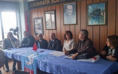 Demokratik Sol Parti Kocaeli İl Başkanlığı Refarandum Eğitimlerine devam ediyor
