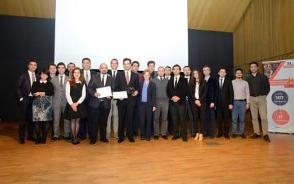 Türkiye otomotiv sektörü patent şampiyonu Ford Otosan, inovatif çalışanlarını ödüllendirdi