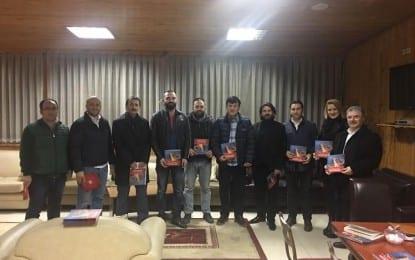 Trabzonlular fethi ve şehitleri unutmuyor