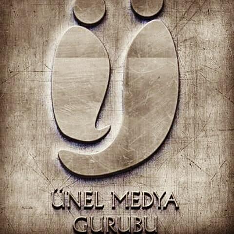 ünel medya resmi logo