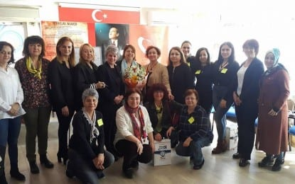 8 Mart Dünya Emekçi Kadınlar Günü etkinlikleri devam ediyor