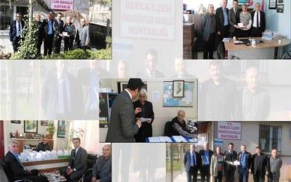 CHP Darıca İlçe Başkanı Yakup Törk Muhtarları Davet Etti