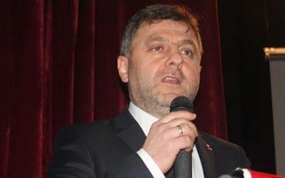 Ejderoğlu'ndan Ak Partiye; CHP'nin Saadete gelmesi Ak Parti'yi niçin rahatsız ediyor