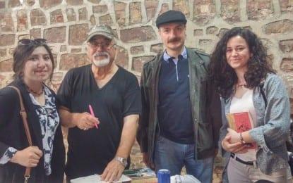 Dünya Şairi Özkan Mert  Onur Ödülleri Törenine Yoğun İlgi