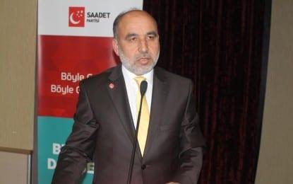 Recep Sarıdoğan; 15 TEMMUZ'DAN DERS ALINMAMIŞ