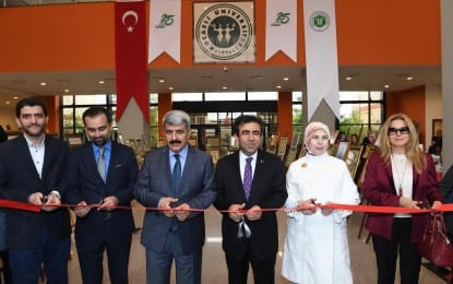 """Kocaeli Üniversitesi'nden """" 1.İslam Sanatları Sergisi"""