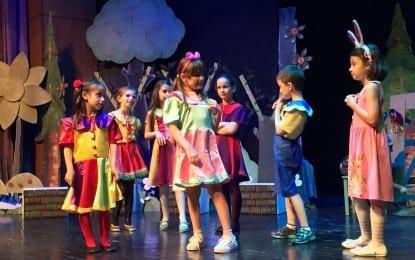 """Kocaeli Bölge Tiyatrosu """"24. Çocuk Oyuncular Tiyatro Festivali"""" İkinci gün devam ediyor"""