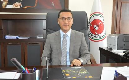 Kocaeli Cumhuriyet Başsavcısı Mehmet Ali Kurt'tan, Başsavcı Mustafa Alper için taziye mesajı