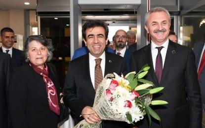 Gebze Ticaret Odası Olağan Meclis Toplantısı'na Vali Güzeloğlu da Katıldı