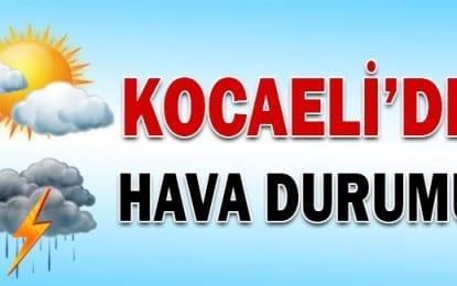 Kocaeli'de  Hafta sonu tatil planı yapacaklar dikkat