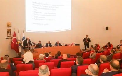 Kocaeli Sanayi Odası 7'nci dönem 49'ncu olağan Meclis toplantısı yapıldı