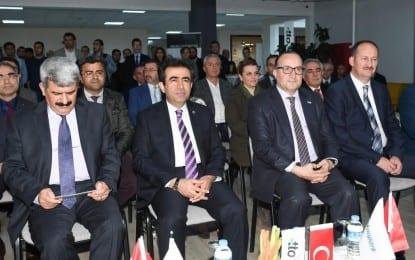 Kocaeli Üniversitesi Teknopark Kuluçka Merkezi Açıldı