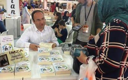 Ramis Çınar Kocaeli Kitap Fuarı'na Konuk Oldu