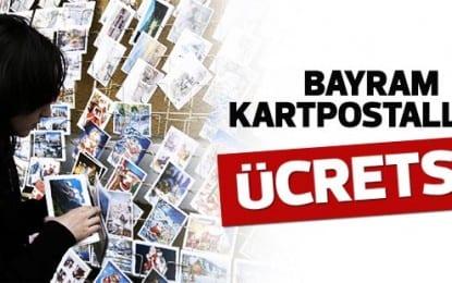 Kocaeli PTT Başmüdürü Adnan Sert; Kartlar Bizden Göndermek Sizden!