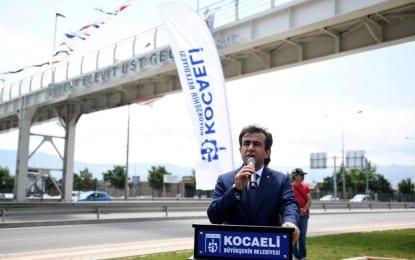 Bülent Ecevit Köprüsü Açıldı